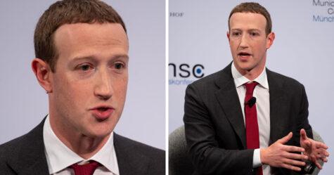 Mark Zuckerberg, le PDG de Facebook, est officiellement un centimilliardaire