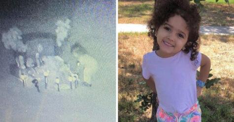 Une mère en deuil croit avoir vu sa fille morte de 2 ans visitant sa propre tombe