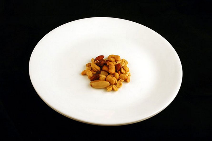 Voici à quoi ressemblent 200 calories dans différents aliments