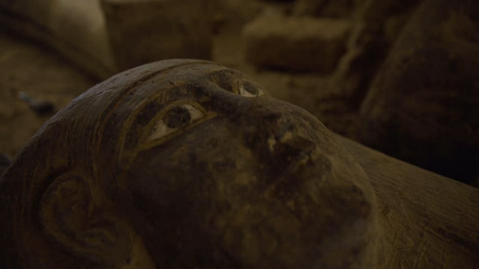 13 cercueils de 2500 ans complètement scellés découverts en Égypte