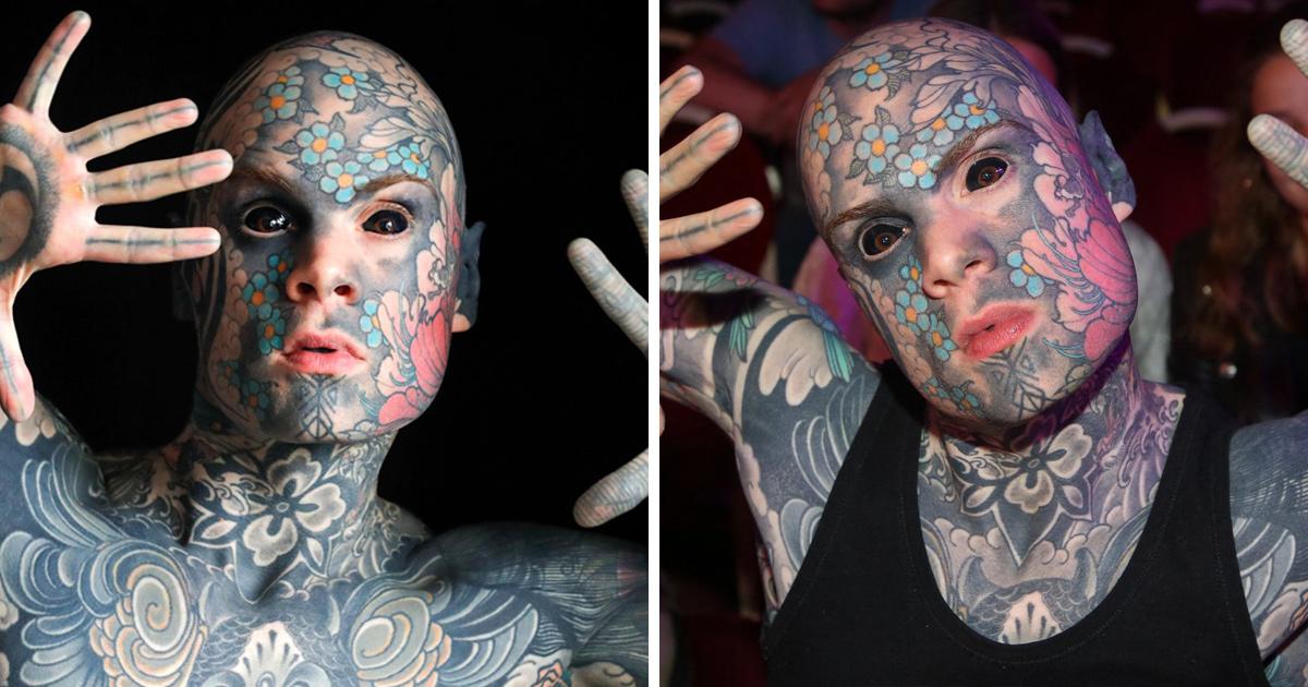 Cet enseignant n'est plus autorisé à enseigner en maternelle après s'être fait tatouer les yeux