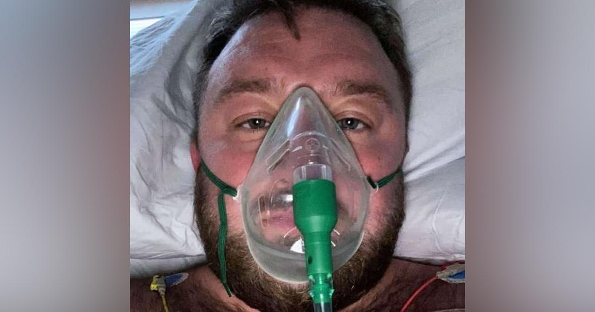Un homme de 29 ans, qui a dit que le Covid-19 était des «c**neries», craint de mourir du coronavirus