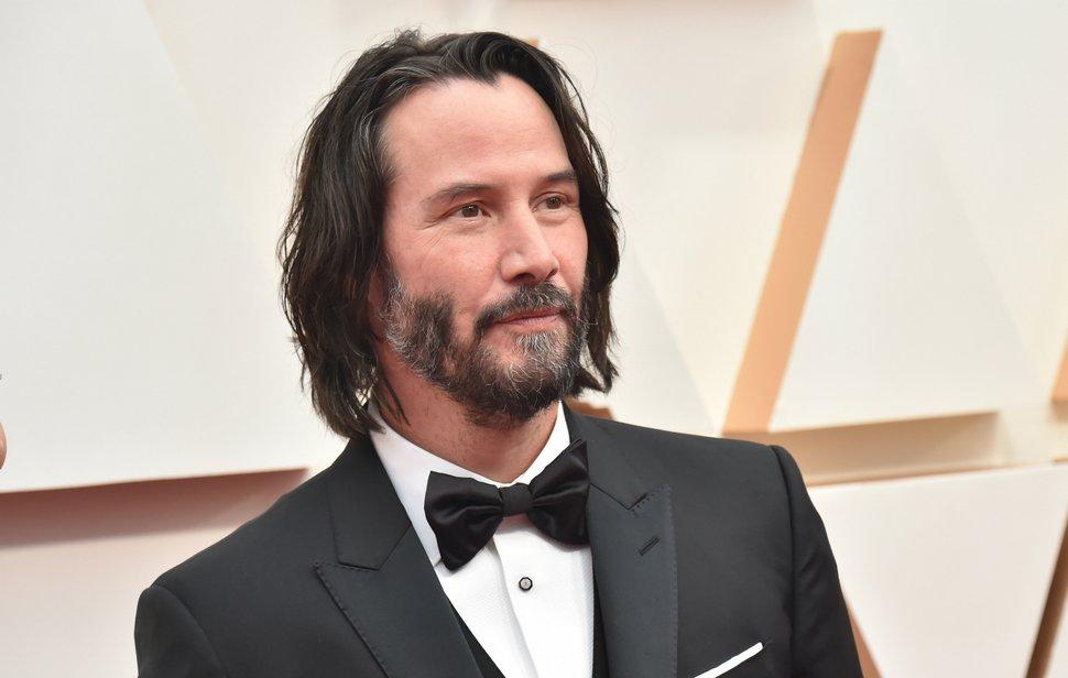 Keanu Reeves élu dixième homme le plus admiré du monde