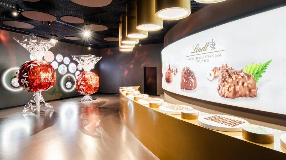 Lindt va bientôt ouvrir un musée du chocolat comme dans Charlie et la Chocolaterie