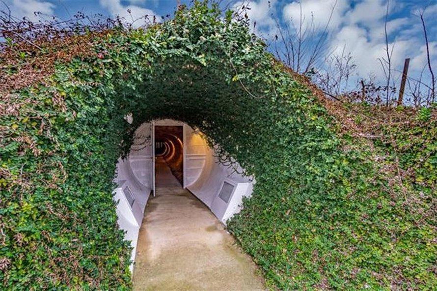 Voici à quoi ressemble une maison souterraine de 2250000$