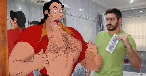 Cet homme insère des personnages de Disney dans ses clichés et on dirait qu'ils s'amusent comme des fous
