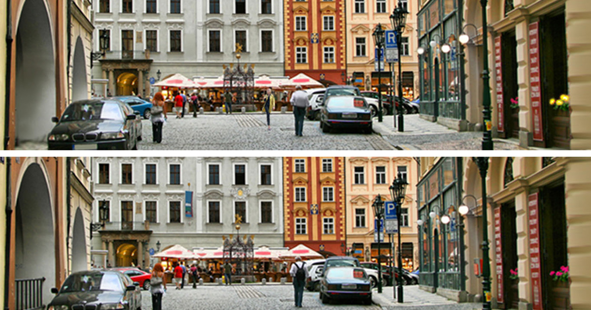 La CIA met au défi les espions en herbe de repérer les différences entre ces deux photos