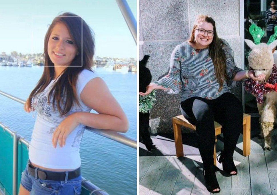 16 femmes qui ont atteint leur «apogée» au lycée partagent leurs photos pour le défi «glow-down»