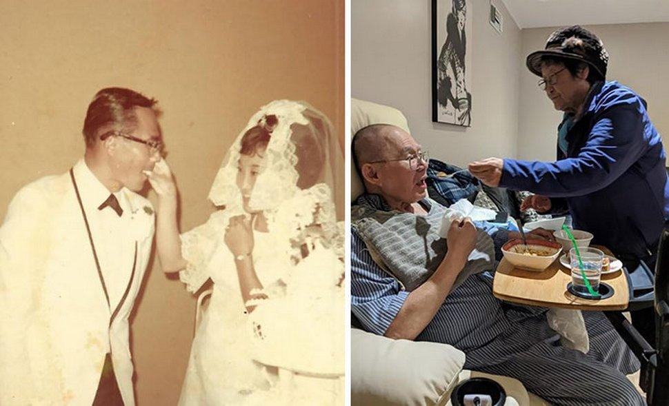 22 personnes qui ont recréé leurs photos de famille plusieurs années plus tard