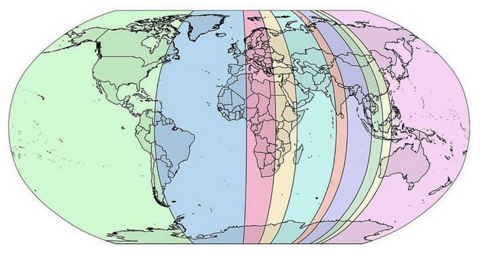 22 cartes insolites qui vont vous faire voir le monde avec un nouveau regard