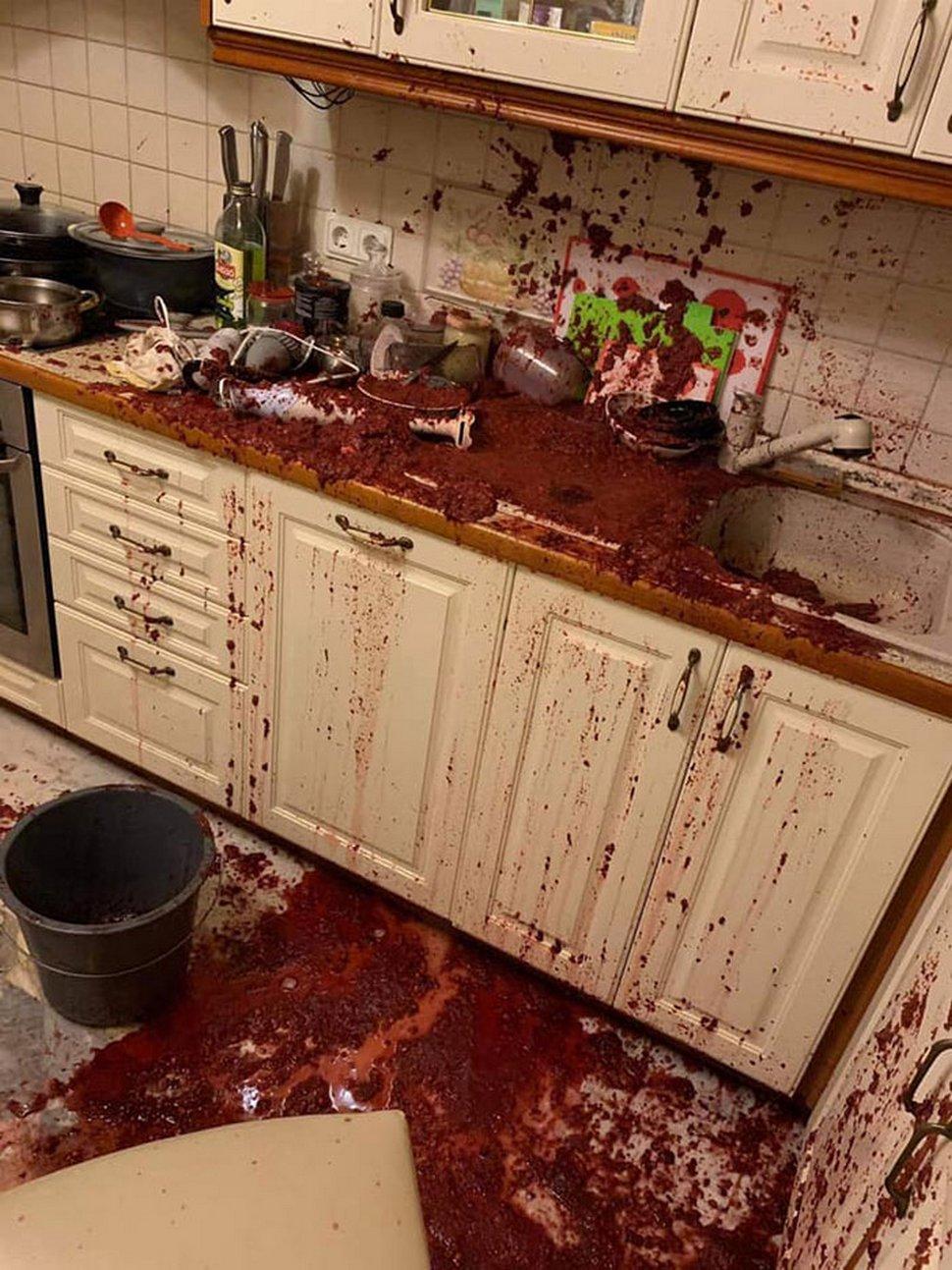 Ces gens ont échoué si lamentablement dans la cuisine qu'ils ont décidé de publier leurs échecs sur le Web