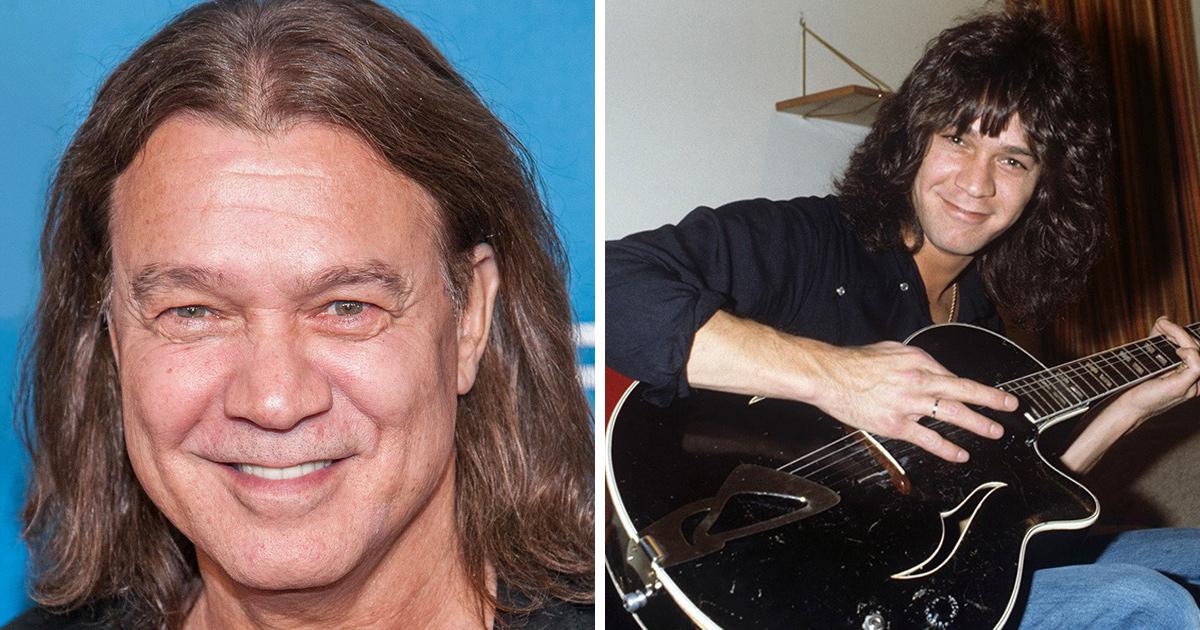 Le légendaire guitariste Eddie Van Halen est mort à 65 ans