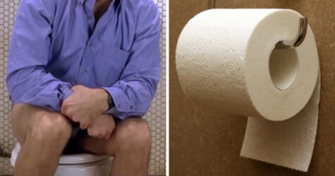 Une femme est dégoûtée après avoir découvert que son petit ami refuse d'utiliser du papier toilette