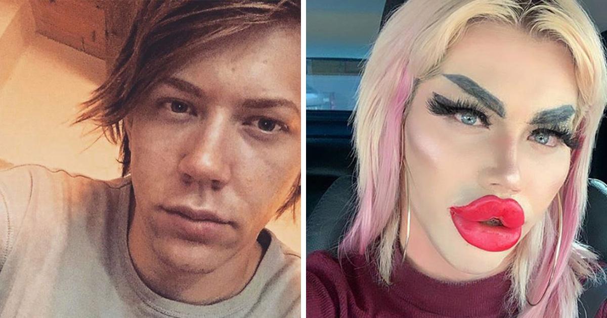 Cet homme qui a dépensé 16600€ pour ressembler à Barbie a de la difficulté à se trouver une petite amie