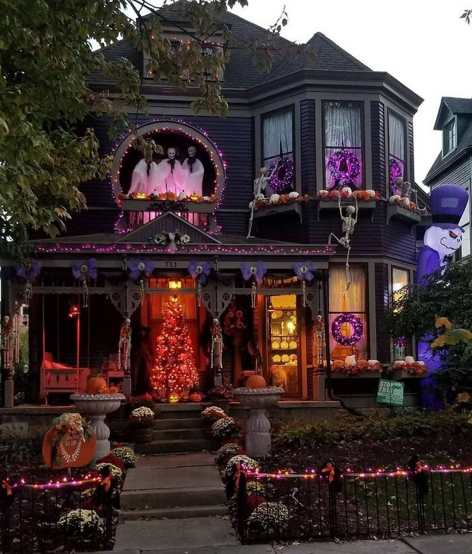 22 décorations d'Halloween de l'année 2020 qui sont à la fois drôles et effrayantes