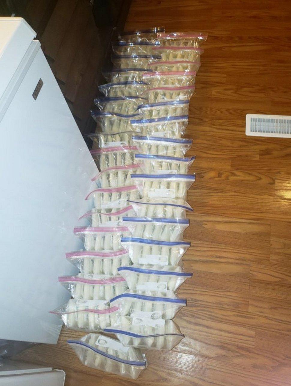 Cette mère a gagné plus de 25000$ en vendant son lait maternel à des inconnus sur Internet