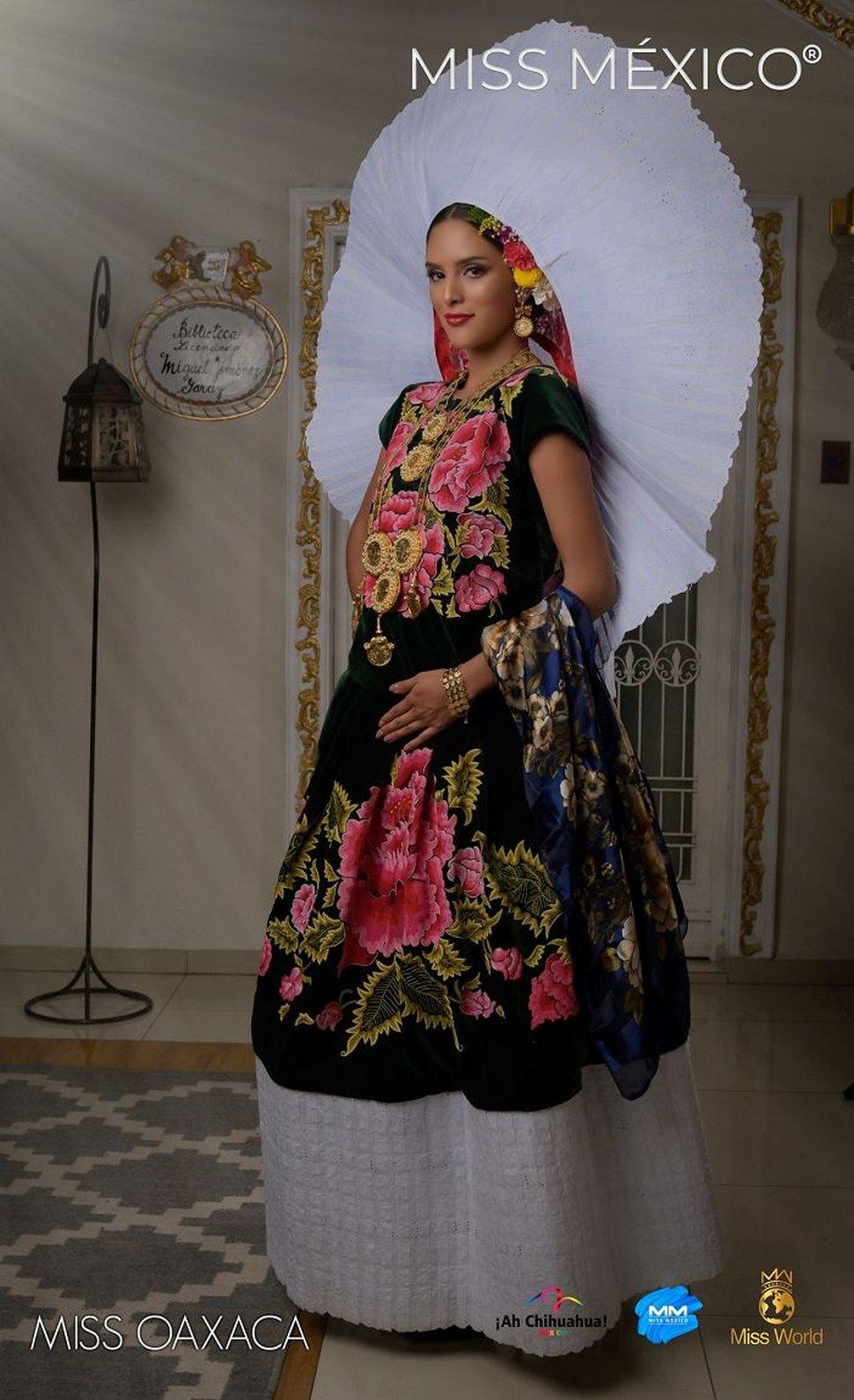 Les concurrentes de Miss Mexico 2020 s'affrontent vêtues de tenues traditionnelles et elles sont renversantes