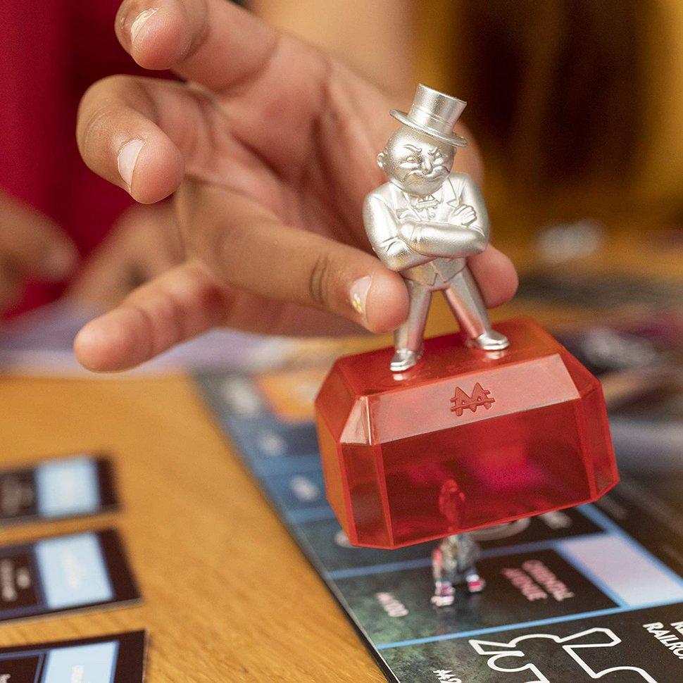Monopoly pour les mauvais perdants est le cadeau indispensable à offrir à Noël