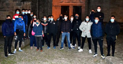 De jeunes musulmans décident de protéger symboliquement la cathédrale Saint-Fulcran de Lodève