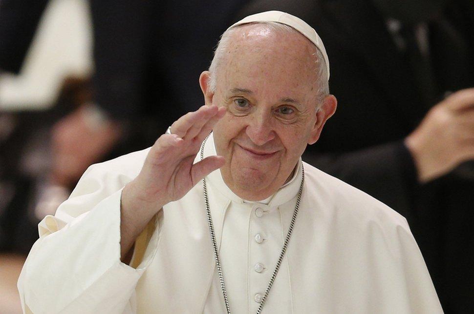 Le pape approuve les unions civiles entre personnes du même sexe