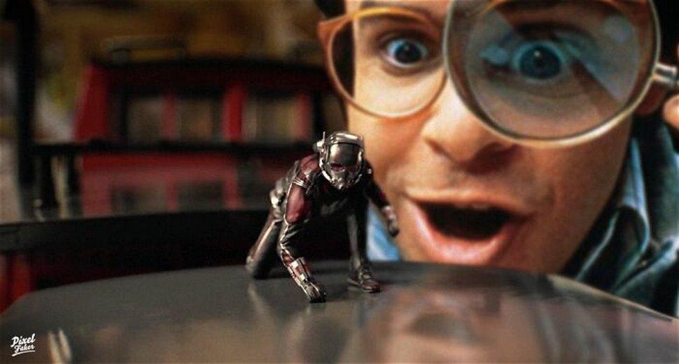 Ces montages hilarants montrent des personnages dans des situations où ils ne devraient pas se trouver