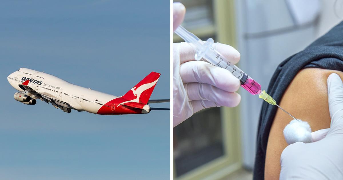 Le PDG de Qantas déclare qu'un vaccin contre le coronavirus sera nécessaire pour voler