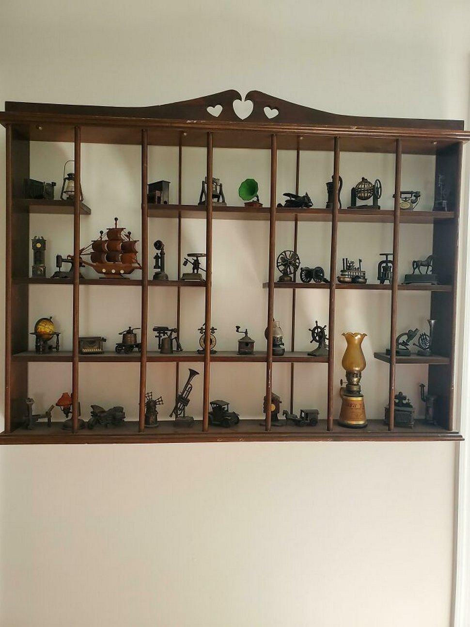 22 personnes qui ont partagé leurs collections uniques