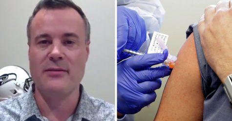 Un volontaire qui a eu le vaccin efficace à 95% affirme que les effets secondaires sont «comme un vaccin contre la grippe»