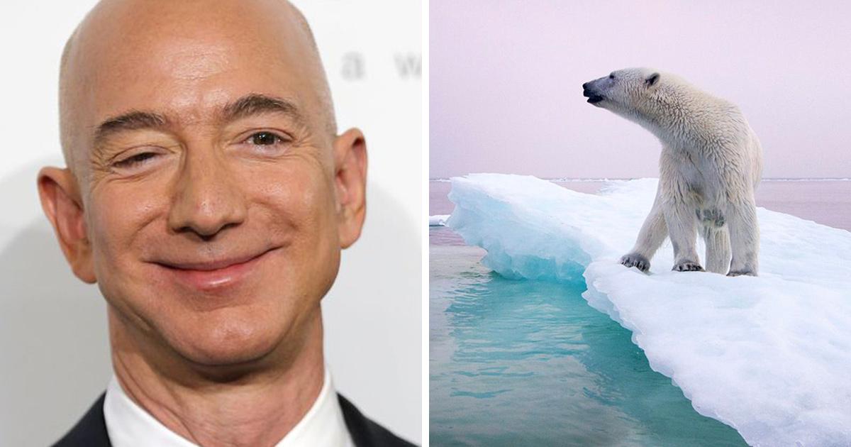 Jeff Bezos annonce un don de 10 milliards de dollars pour lutter contre les changements climatiques