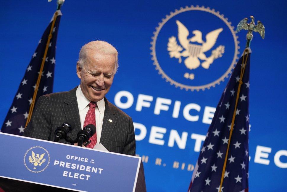 Joe Biden entre dans l'histoire en tant que premier candidat à la présidence à obtenir 80 millions de voix