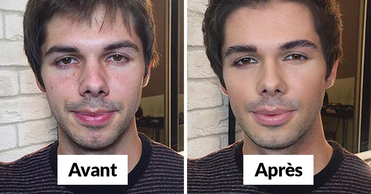 Ce maquilleur russe fait vivre aux gens «l'effet cendrillon» et voici ses 22 meilleures transformations