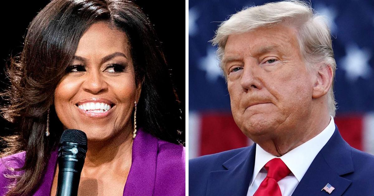 Michelle Obama demande à Trump de céder le pouvoir comme l'ont fait les Obama pour lui