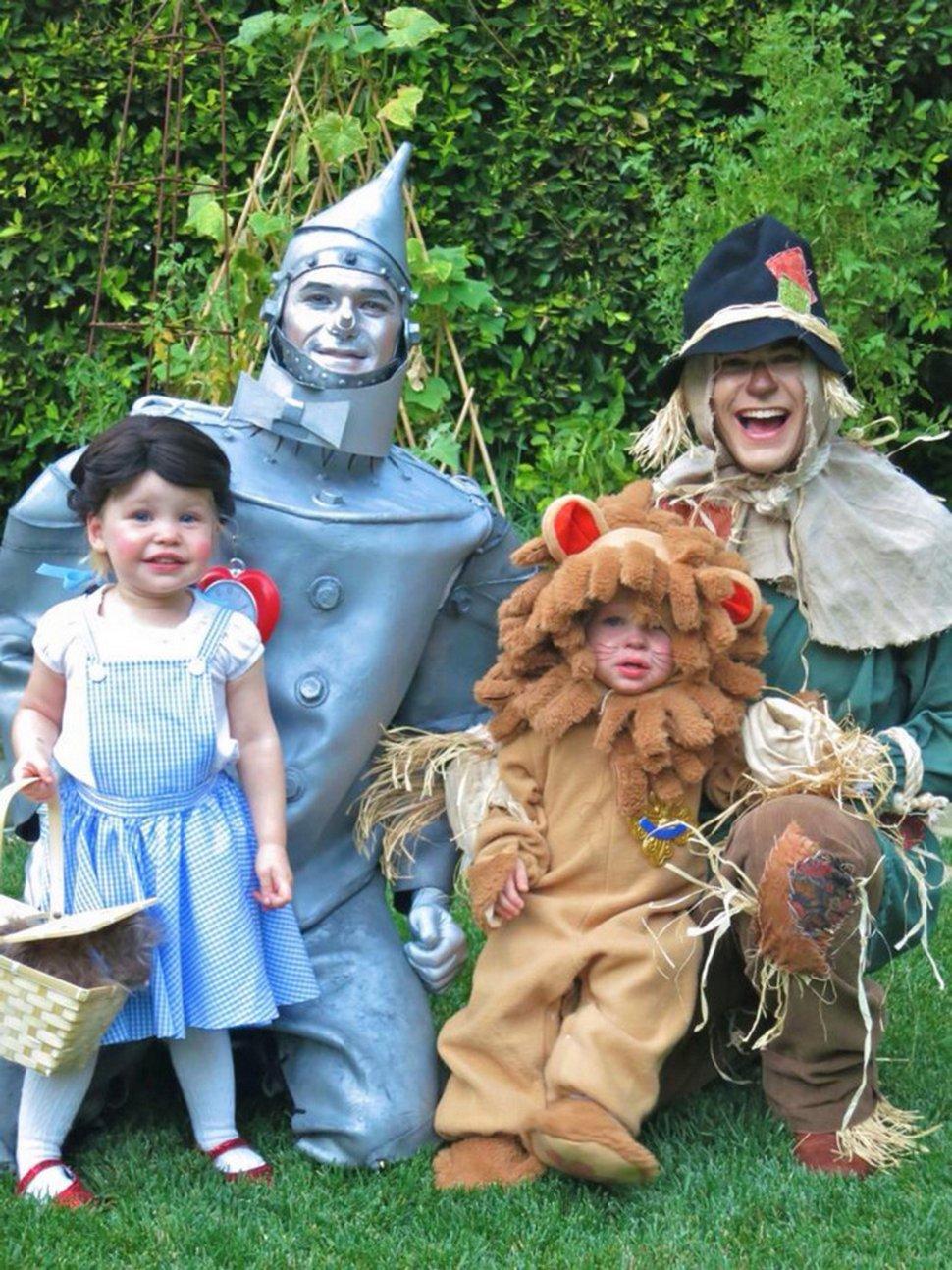 Neil Patrick Harris et sa famille viennent de dévoiler leurs costumes d'Halloween de 2020