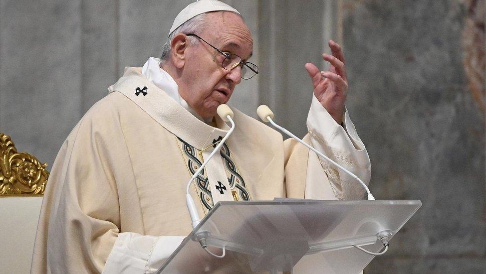 Le pape François compare l'avortement à «engager un tueur à gages»