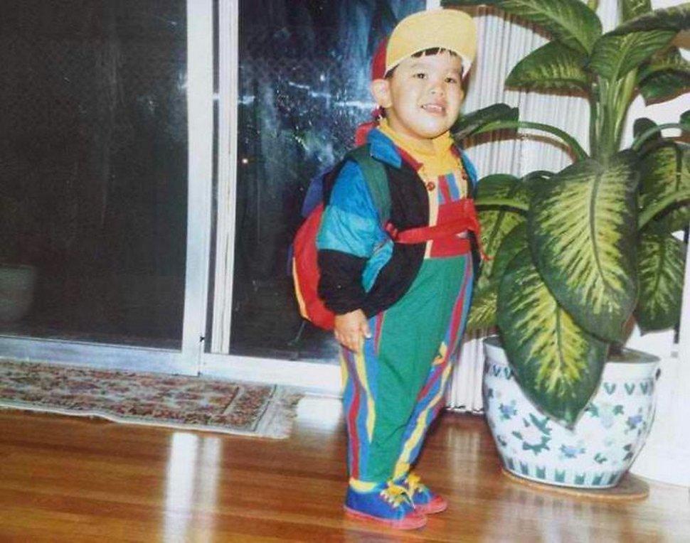 25 personnes qui ont publié leurs photos d'enfance les plus embarrassantes