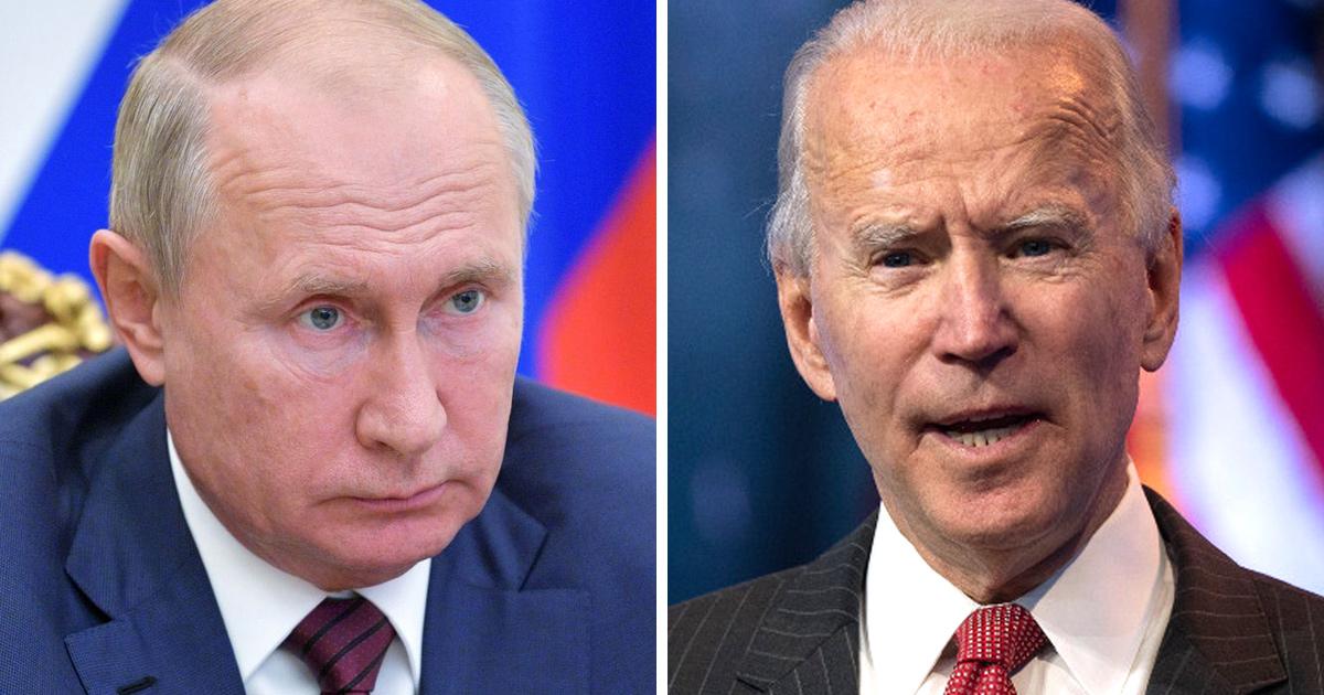 Poutine dit qu'il n'est pas prêt à reconnaître Joe Biden comme président des États-Unis