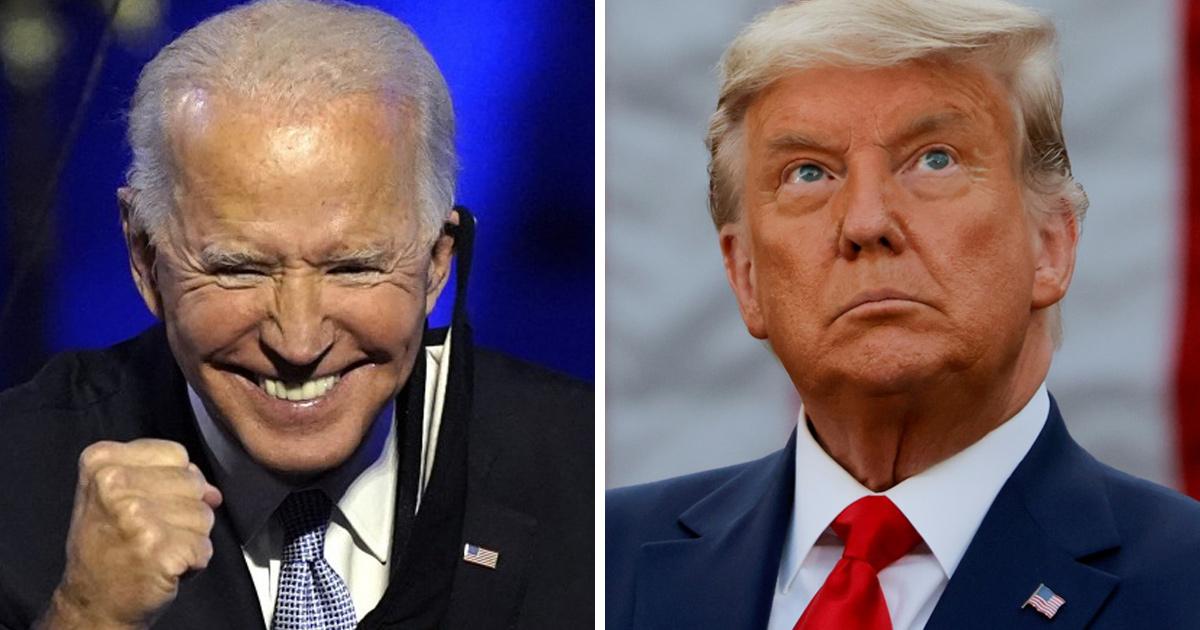 Un recomptage en Géorgie confirme la victoire de Joe Biden sur Donald Trump