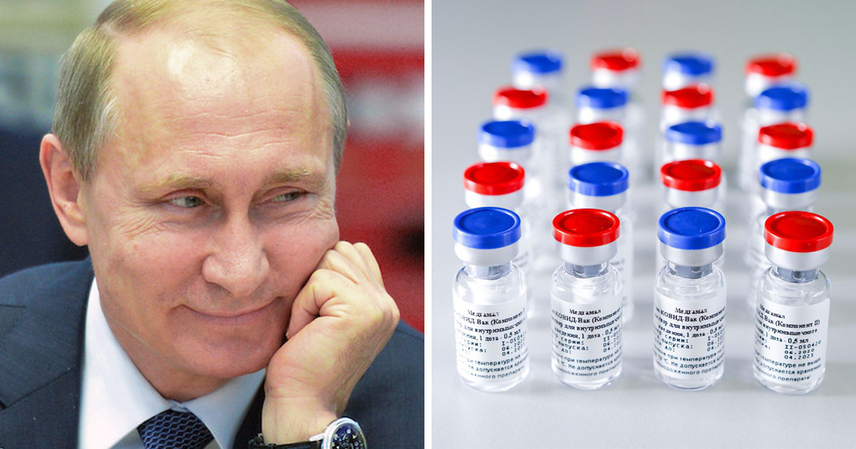 La Russie (aussi) annonce un vaccin sûr… à 92%