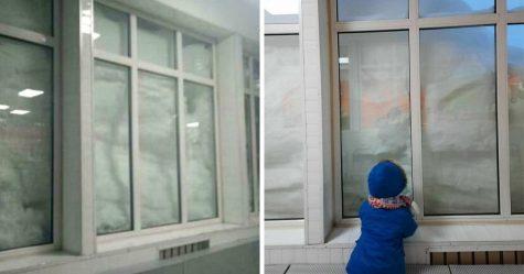 La ville la plus froide de Russie a reçu deux mois de neige en 5 jours seulement et les photos sont surréalistes
