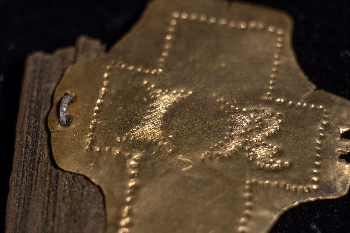 Un clou «utilisé pour la crucifixion de Jésus» découvert dans une pièce secrète