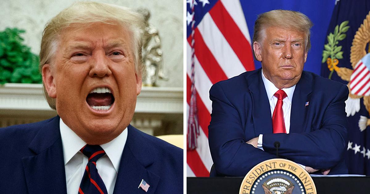Les conseillers de Donald Trump craignent qu'il refuse de quitter la Maison-Blanche paisiblement après une récente crise de colère