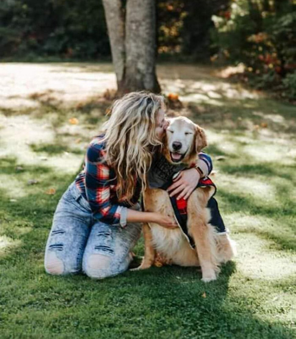 Des gens présentent les plus belles expressions de leurs chiens pour le défi du «chien souriant»