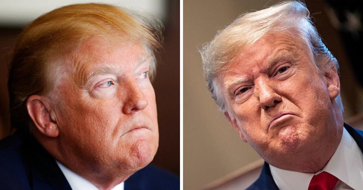 Donald Trump nommé «Perdant de l'année» par un magazine