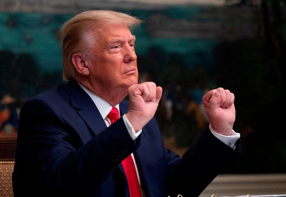 Donald Trump dit qu'il se présentera à nouveau à la présidence en 2024