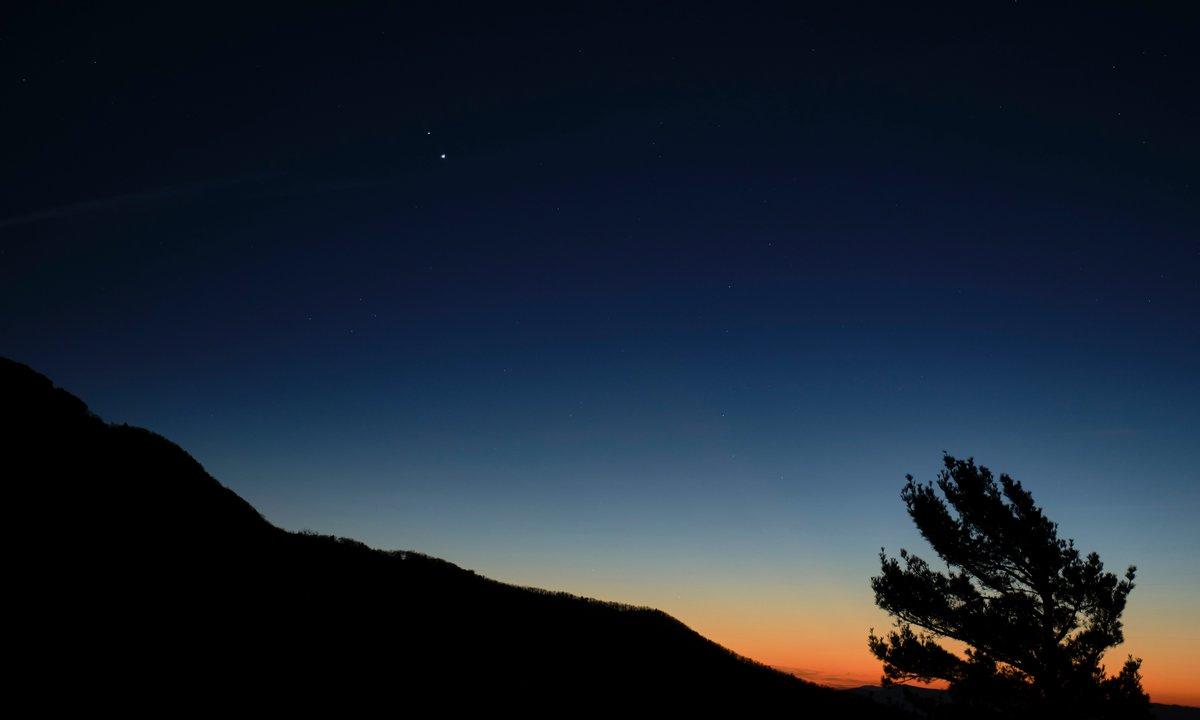 L'étoile de Noël sera visible ce soir pour la première fois depuis 800 ans