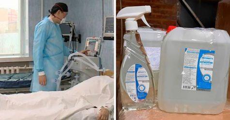 Une 8e personne meurt après avoir bu du désinfectant pour les mains lors d'une fête où il n'y avait plus d'alcool