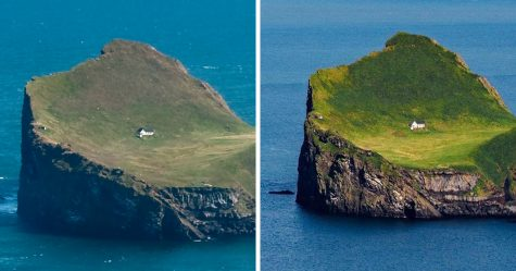 La «maison la plus isolée du monde» sur une île lointaine est vide depuis plus de 100 ans