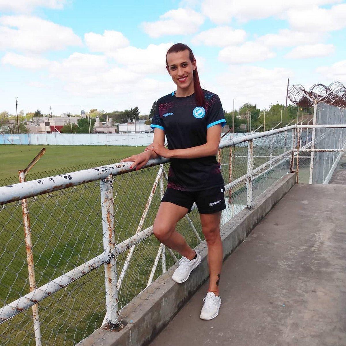 Mara Gomez devient la première femme transgenre à jouer au football professionnel