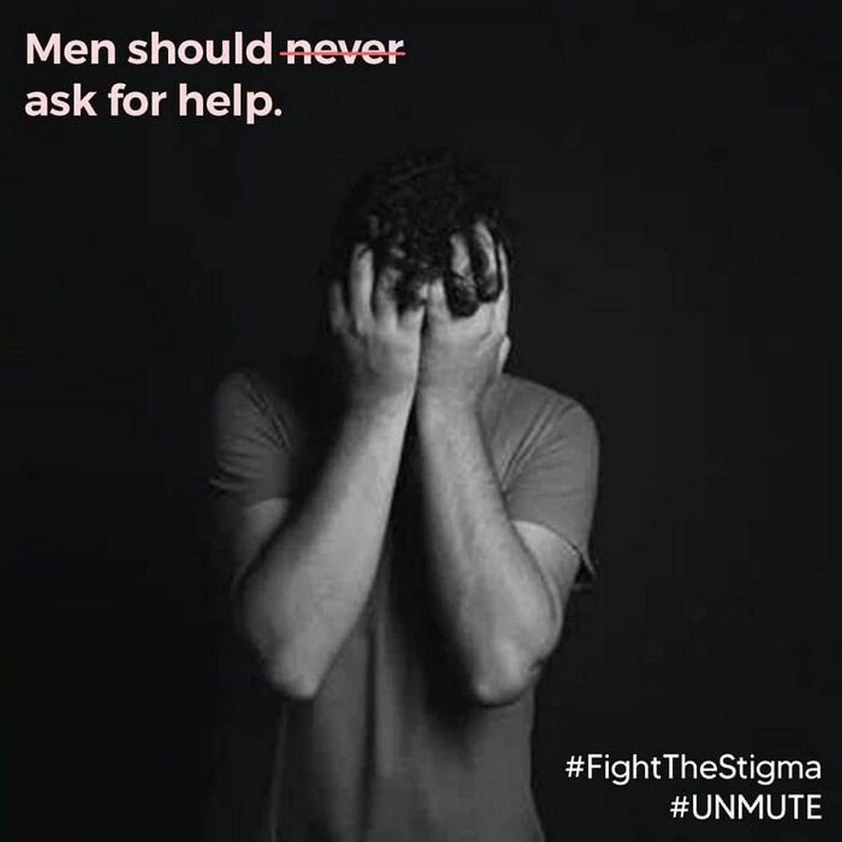 Cette campagne met en évidence la masculinité toxique et montre à quel point c'est dangereux