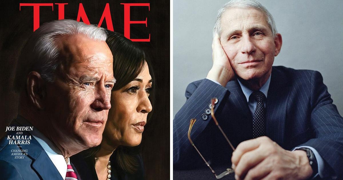 Time vient d'annoncer la personnalité de l'année 2020